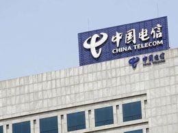 中国电信跌懵了