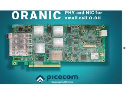 比科奇ORANIC板卡获行业大奖,5G小基站部署即将进入高性价比时代