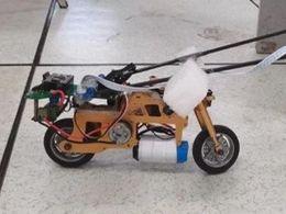 【智能车竞赛】技术报告 | 单车拉力组 - 大连海事大学同舟拾队