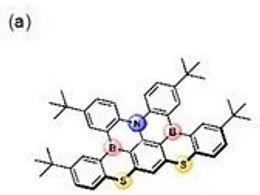 日本团队用纳米石墨烯结构,成功研发出OLED用蓝色荧光粉