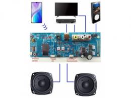 大联大诠鼎集团推出基于Qualcomm产品的2.1CH音源扩大机解决方案