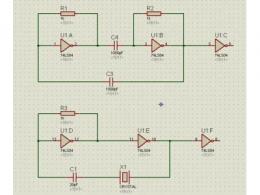多谐振荡电路原理分析