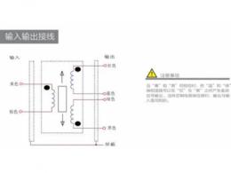 位移传感器怎么接线 位移传感器的接线方式 位移传感器接线图