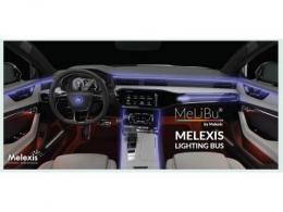 Melexis 凭借MeLiBu® 助力实现汽车照明差异化,为细分市场的车辆带来更高吸引力
