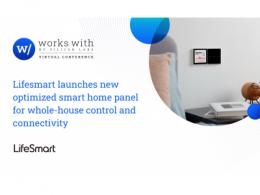 Silicon Labs优化LifeSmart云起全新推出的智能家居面板, 助其轻松实现全屋控制与连接