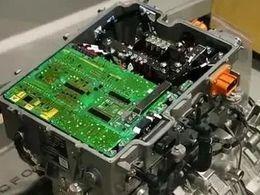 比亚迪的e3.0平台研究2——八合一控制器和域控制器