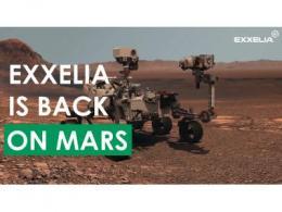 Exxelia元件助力毅力号漫游车
