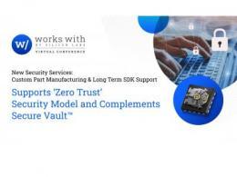 "Silicon Labs 推出安全服务订制解决方案以支持物联网的""Zero Trust""安全模式"