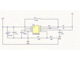 最简单的自举电路图分析