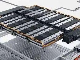 小鹏P5的电池系统