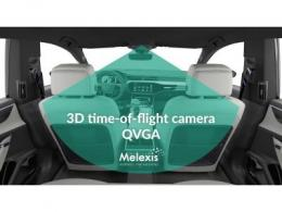 Melexis 推出集成红外带通滤波器的 QVGA 分辨率飞行时间传感器芯片