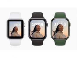 这才是真正的全面屏:Apple Watch S7正式发布