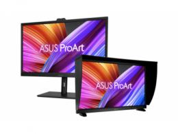 华硕ProArt 显示器采用JOLED的32吋 4K OLED显示面板