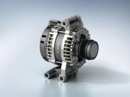 汽车发电机组成构造图解 汽车发电机的作用及工作原理
