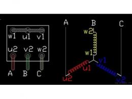 三相同步电机怎么接线 三相同步电机接线图