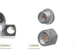 一文读懂2.92mm,3.5mm和SMA连接器