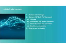 分享 | 智能驾驶与智能辅助驾驶仿真与验证框架