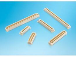 Harwin针对高密度工业系统推出紧凑型、高引脚数 0.8毫米间距夹层连接器