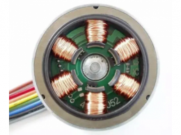 无刷电励磁电机