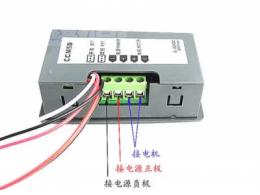 直流电机调速器工作原理 直流电机调速器接线图