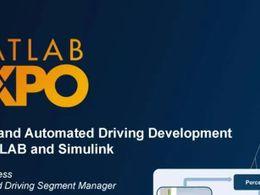 基于MATLAB和SIMULINK开发ADAS和智能驾驶