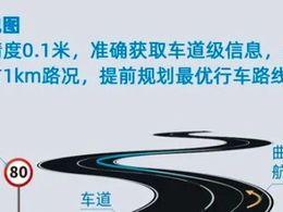 上半年L2.5和L2.9车型销量6.1万,1.5万辆开通高精度地图功能