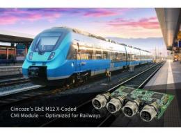 德承新开发M12 X-型 CMI模块 优化轨道交通的传输效能
