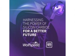 通用汽车与 Wolfspeed 达成战略供应商协议,在通用汽车未来电动汽车计划中采用 SiC