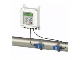 超声波流量计的组成部分 超声波流量计的测量原理