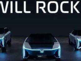 """用""""EV""""丈量中国,Honda势在必行"""