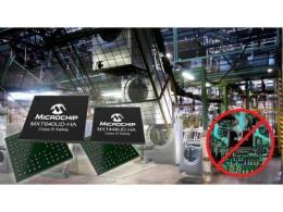 Microchip推出面向家用电器市场的电容式触摸屏控制器系列产品, 可适应恶劣和嘈杂环境