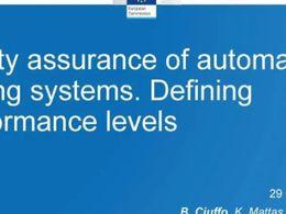 智能驾驶的安全保证:系统性能定义