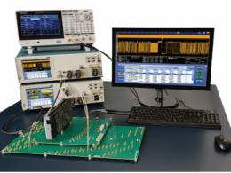 应对一致性测试特定挑战,需要可靠的PCIe 5.0 发射机验证