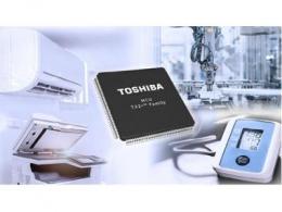 东芝推出TXZ+™族高级系列新款M4N组Arm® Cortex®-M4微控制器