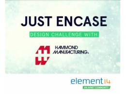 "e络盟社区发起""Just Encase""设计挑战赛"