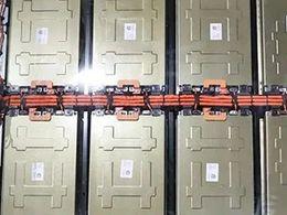 福特Mach-E本土化的电池系统