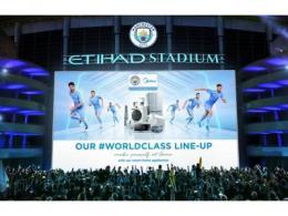 美的与曼彻斯特城足球俱乐部深化全球合作