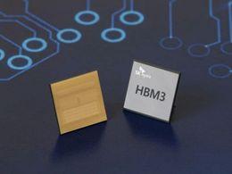 SK海力士开发业界首个HBM3 DRAM,较上一代速度提升78%