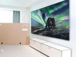 三星电子、LG电子将推出90英寸段超大尺寸电视