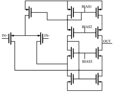 也可以采用本次设计中采用的简单低通滤波器结构.