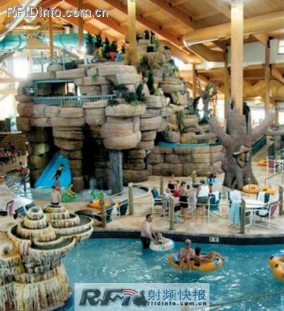 美国室内水上乐园采用rfid提升游客体验-射频/微波