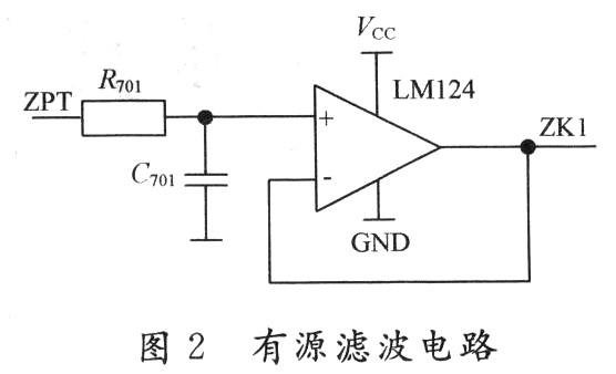 有源低通滤波电路,一方面可以滤除传输线上的干扰信号,另一方面可以提高A/D的输入阻抗。其中LM124是高效的集成运放。电容C701对传感器输出的模拟信号进行滤波,去除毛刺。跟随器起的作用是将输出阻抗降低到最小水平,因为MCU的A/D模块在处理快速变化的模拟信号时要求尽可能小的输出阻抗和较小的采样周期来满足快速性和精度的要求。另外,ECU还要输入开关量形式的制动信号,通过单片机特定端口的中断功能实现。 1.3 直流电机驱动电路设计 由于控制节气门开度的直流电机用单片机输出的PWM信号驱动,中间需要功率驱动