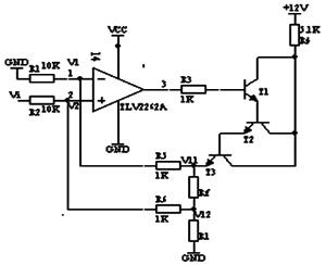 V/I转换电路图