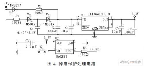 基于arm 微处理器的机载语音告警系统设计-控制器/器