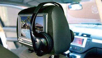车载信息娱乐系统的无线音频传送技术