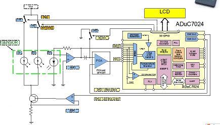 脉搏传感器接线图