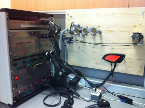 使用NI VeriStand实现汽车ECU的HIL测试