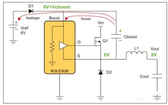 降压电容接线图