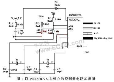 基于PIC的太阳能与市电互补照明系统控制器设计