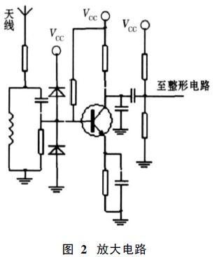 一种汽油发动机感应式数字转速表设计图片